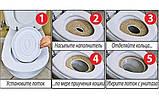 Система приучения кошек к унитазу Citi Kitty Cat Toilet Training Kit, набор для кошек, фото 3