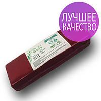 Полоски для депиляции, Panni Mlada 100 шт в упаковке, нетканые-спанбонд, бордовые