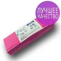Полоски для депиляции, Panni Mlada 100 шт в упаковке, нетканые-спанбонд, розовые