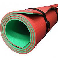 Каремат Isolon Tourist 8мм разные цвета (1800x600x8)