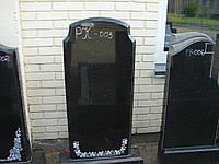 Надгробие виртуоз  гранитный Арка-А0 100х50х8