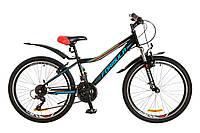 """Хит цена! Подростковый горный велосипед 24"""" FORMULA FOREST(Shimano, 21 speed, моноблок)"""