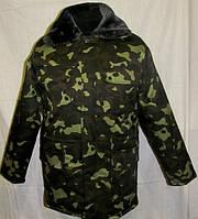 Куртка утепленная камуфляжная (рис. укр. ), фото 1