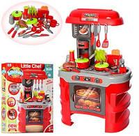 Кухня 008-908A Little Chief тостер, кофеварка, посуда