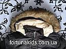 Куртка зимняя на меху  для мальчиков NATURE 10/11-16/17 лет, фото 4