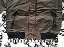 Куртка зимняя на меху  для мальчиков NATURE 10/11-16/17 лет, фото 5