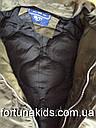 Куртка зимняя на меху  для мальчиков NATURE 10/11-16/17 лет, фото 6