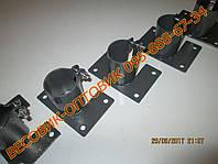 Переходник стальной для крепления весового индикатора (головы) 67х98мм