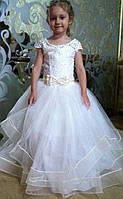 Платье нарядное для девочки 5-7 и 11-13 лет