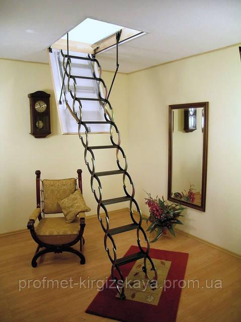 Чердачные лестницы OMAN  Flex Termo