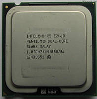 Процессор  Intel Pentium Dual-Core E2160  (1M Cache, 1.80 GHz, 800 MHz FSB)