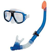 Набор маска и трубка для подводного плаванья Intex 55948