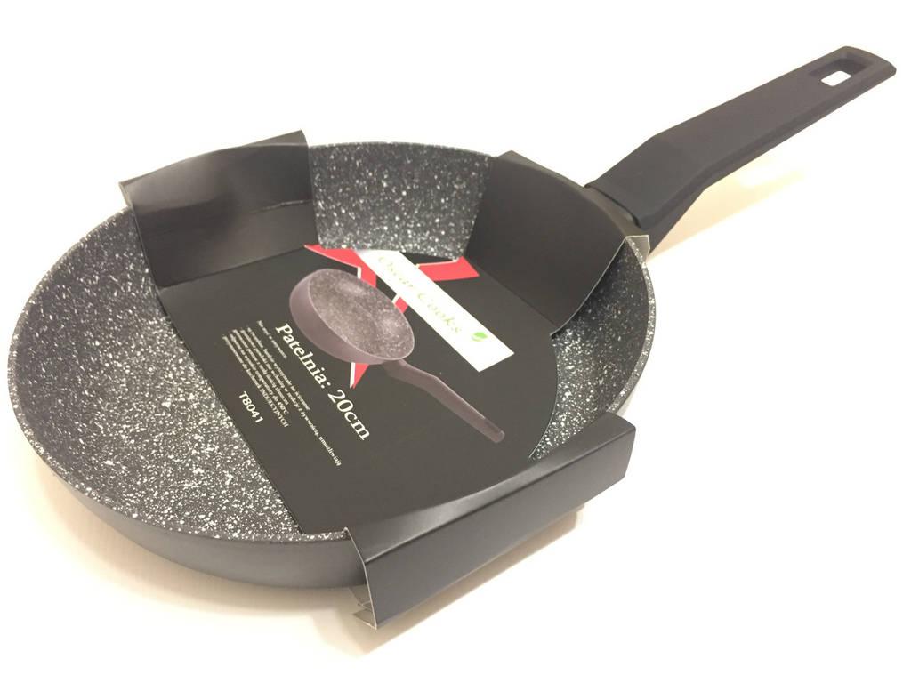 Сковородка Oscar Cook 22cm гранитная