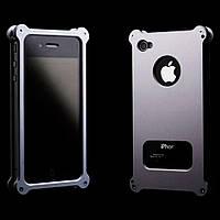 Противоударный алюминиевый чехол Abee, для Apple iPhone 4/4S