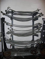 Рессорный лист коренной задний Mercedes-Benz 1114-1324 LK/LN2