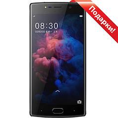"""☞Смартфон 5.5"""" DOOGEE BL7000, 4/64GB Черный 8 ядер Android 7.0 камеры Samsung 13Мп 7060 mAh + селfи в подарок"""