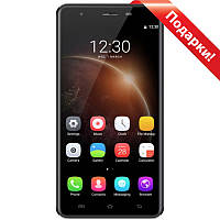 "Смартфон 5.5"" Gretel A6, 2GB+16GB Черный 4 ядра камера Samsung S5K3L2 13+5 Мп Android 6.0"