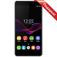 """Смартфон 6"""" OUKITEL U16 Max, 3GB+32GB Серый 8 ядер 4000 mAh Android 7.0 камеры 13 Мп 2.5D изогнутый экран"""