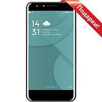 "Смартфон 5.5"" DOOGEE Y6 C, 2GB+16GB Черный Android 6.0 камеры Sony Exmor 8+5 Мп"