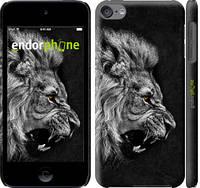 """Чехол на iPod Touch 6 Лев """"1080c-387-7794"""""""