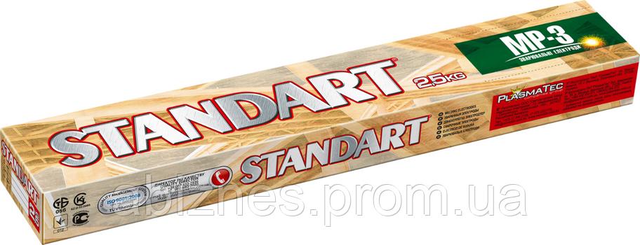 Электроды сварочные МР-3 STANDART