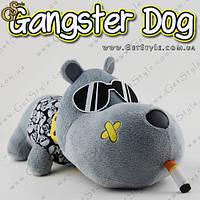 "Игрушка Пес Хулиган - ""Gangster Dog"", фото 1"