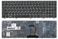 Клавиатура для ноутбука Lenovo IdeaPad Y570 Y570A Y570D Y570G Y570M Y570N Y570NT Y570P (русская раскладка)