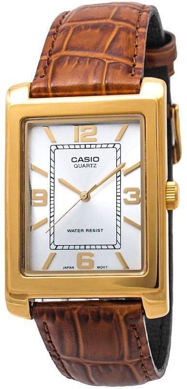 Наручные мужские часы Casio MTP-1234PGL-7AEF оригинал