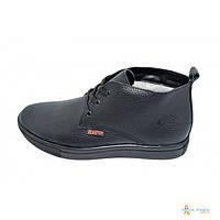 Ботинки зимние на меху Braxton Stael R1 Black