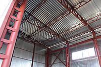 Строительные металлоконструкции. Фермы