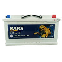 Аккумулятор BARS 6СТ-100Ah АзЕ GOLD 100AH 780A R+