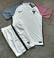 """Футбольная форма сборной """"Франции"""" Nike France  2016-18"""