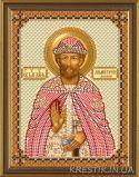 Набор для вышивки бисером Св. Блг. Князь Димитрий Донской