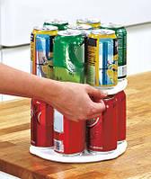 Подставка держатель органайзер для консервных банок Can-Tamer (Кэн-Тамер) купить в Украине