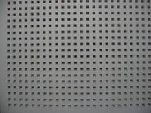 Перфорированный гипсокартон Danoline Quadril, квадратные отверстия 600*600*9,5мм