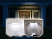 Cветильник с датчиком движения лампа на батарейках