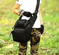 Сумка тактическая EDC buffalo bag,плечевая,городская,для скрытого ношения.