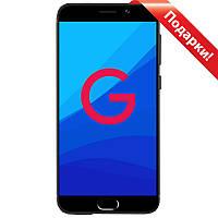 "Смартфон 5"" UMIDIGI G, 2GB+16GB Черный 4 ядра MediaTek MT6737 камера 8 Мп Android 7"