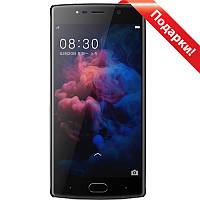 """☎Смартфон 5.5"""" DOOGEE BL7000, 4GB+64GB Черный 8 ядер камера Samsung 13Мп Android 7.0 Nougat + селfи в подарок"""