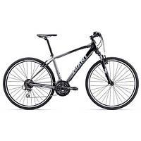 """Велосипед Giant Roam 3 черный/серый 28"""", рама L"""