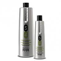 Echosline S4 Plus  Шампунь проти жирного волосся, 350 мл, Echosline S4 Plus Шампунь против жирных волос