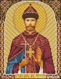 Набор для вышивки бисером  Св. Царь Мч. Николай
