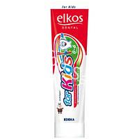 Дитяча зубна паста Elkos For kids 100 мл, Детская зубная паста Elkos For kids 100 мл