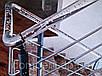 Перила из нержавейки с акриловыми стойками (балясинами), фото 5