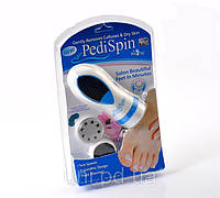 Компактная машинка для ухода за ступнями ног Педи Спин (PediSpin) купить в Украине