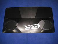 Полка задняя овал под динамики ВАЗ 2108 2109