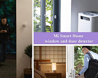 Датчики открытия окна и двери Xiaomi Mi Smart Home Window and Door Detector