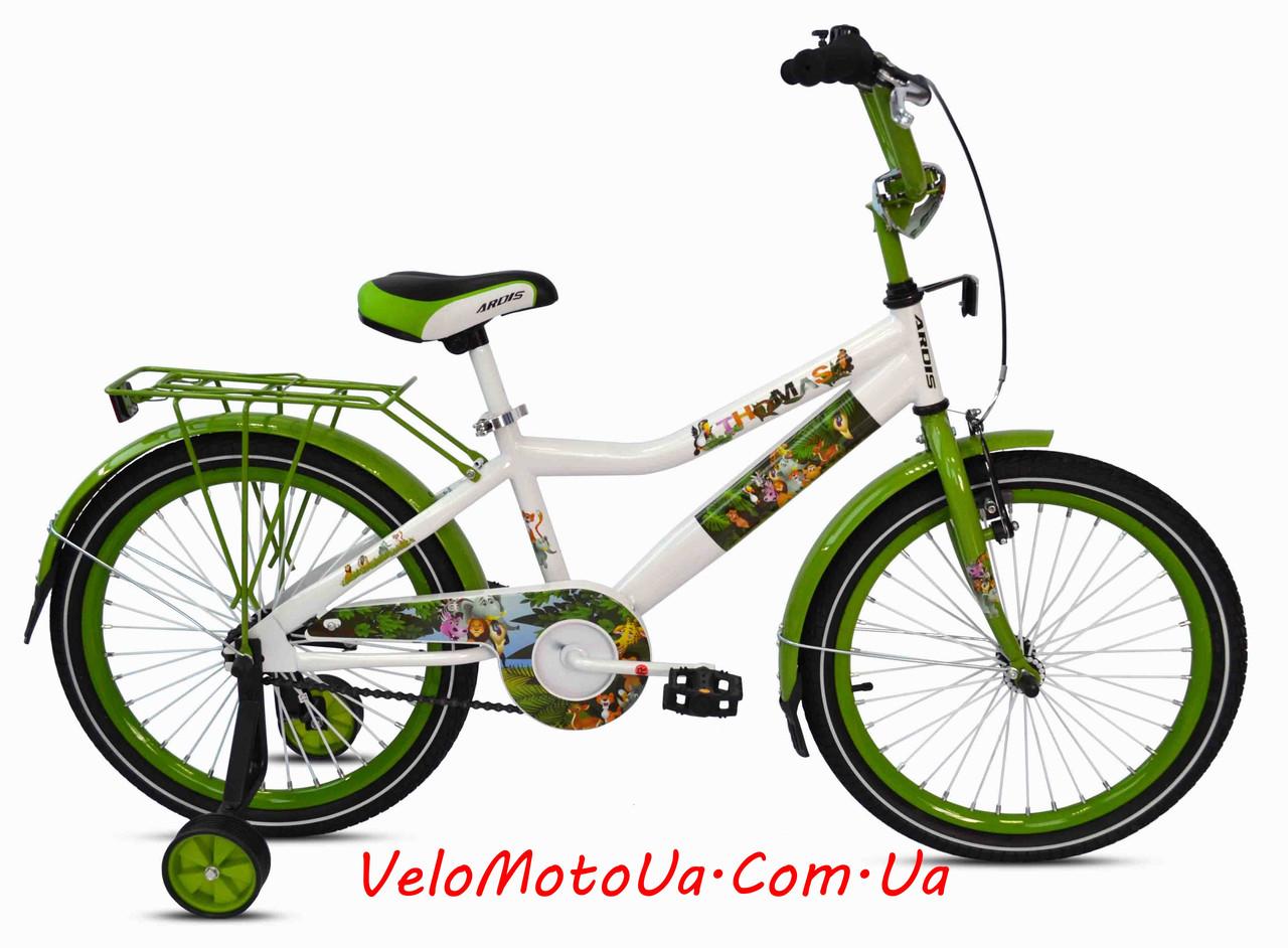 """Детский двухколесный велосипед Ardis Tomas 20"""""""