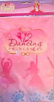 Скатерть праздничная  Барби 12 танцующих принцесс лицензионная