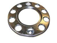 Ковпак колеса 10 шпильок нікелірований